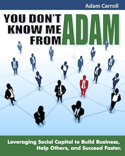 You Don't Know Me From Adam email copy